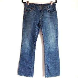 Ralph Lauren Bootcut Kelly Jeans